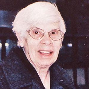 Edith M. Finkbeiner Obituary Photo
