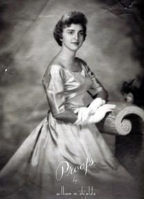 Mary Ruth Corriher obituary photo