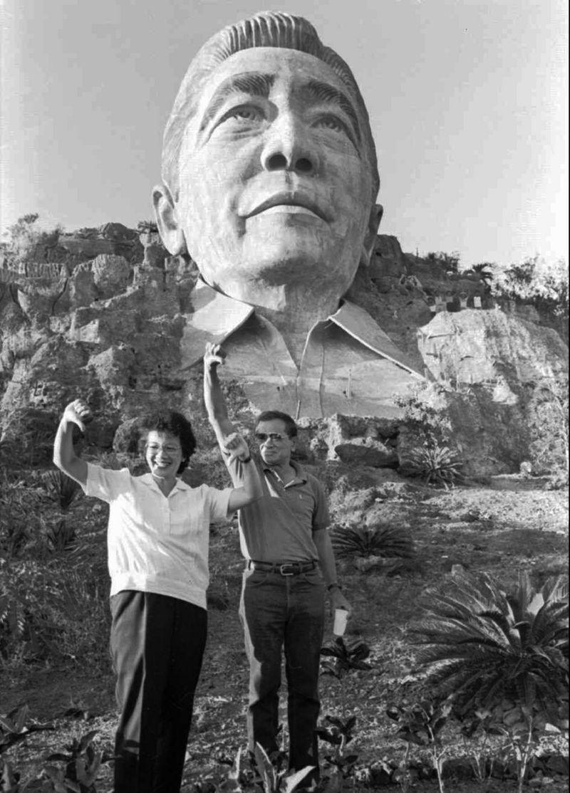 ferdinand marcos En las elecciones presidenciales de filipinas de 1965, ferdinand marcos, candidato del partido nacionalista, que ya había ocupado diversos cargos como diputado y.