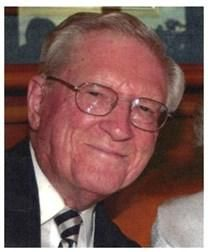 Franklin B. Ott, obituary photo
