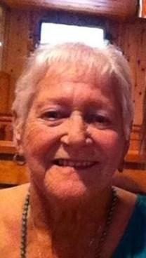 Margaret Frances Whiteman obituary photo
