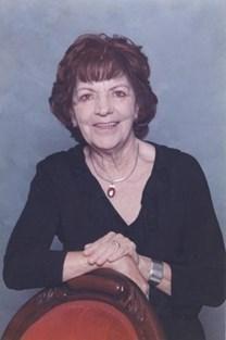 Betty Jane Burton obituary photo