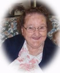 Grace Evelyn Hess obituary photo