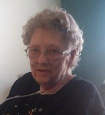 Esther R. Ward obituary photo