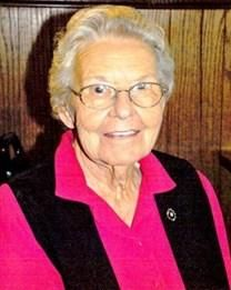 Hazel Polk obituary photo