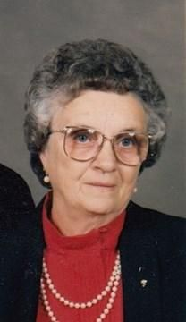 Mary Roberta Hall obituary photo