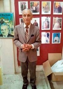 Evaristo Garcia Marzan obituary photo