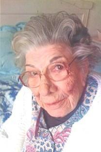 Mary Goforth obituary photo