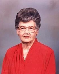 Aline D. Craft obituary photo