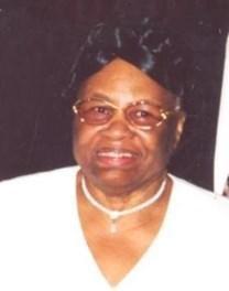 Annie Doris Hall obituary photo