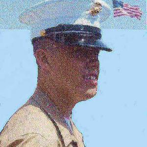 Lance Corporal Travis Thornton Babine