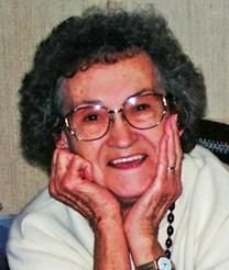 Edith A. Mahana obituary photo