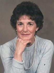 Lillie M. Mercer obituary photo
