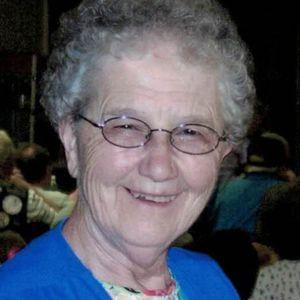 Juanita Joan  Walker