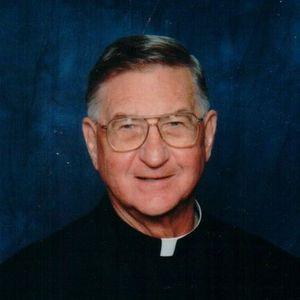 """Rev. Msgr.  William M. """"Bill"""" Pickard Obituary Photo"""