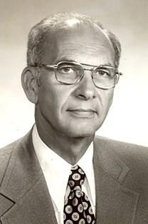 Harry E. Robinson obituary photo