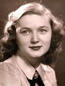 Bobbe Buckingham Brown obituary photo
