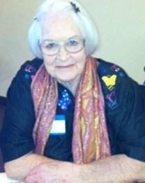 Peggy Chambers Harris obituary photo