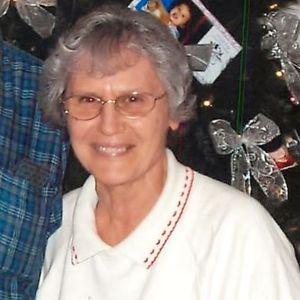 Mrs. Carol Barbour Obituary Photo