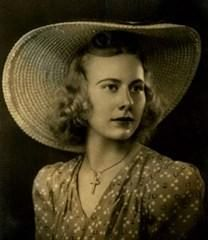 Eleanor Burke obituary photo
