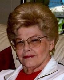 Roberta Ruth Peters obituary photo