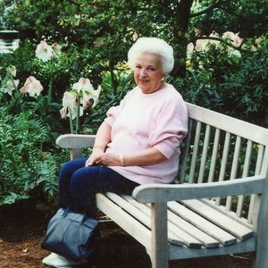 Helen Elizabeth Barkhimer Hash Obituary Photo