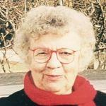 Dorothy Stifel obituary photo