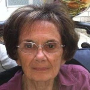 Joan Beyer Obituary Photo