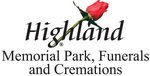 Highland West Memorial Park, Funerals and Cremations