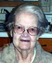 Pauline H. Marchant obituary photo