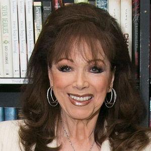 Jackie Collins Obituary Photo