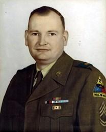 Calvin Kenneth Belcher obituary photo