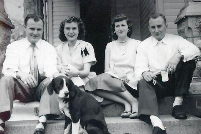 Obituary Photos Honoring Raymond P. Adams - Flanner Buchanan ...