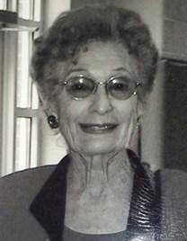 Ada Thomas obituary photo