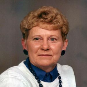 Elaine Dykema Obituary Photo