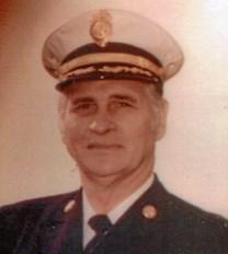 George Edward Davis obituary photo