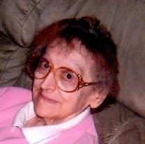 Olga Rose Maurer obituary photo