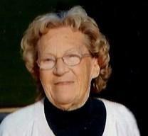 Joan Scheffler obituary photo