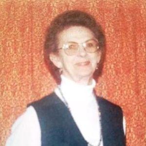 Eleanor (nee Berg) McElroy