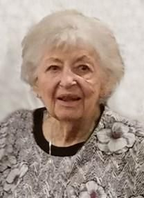 Margaret Ann Foster obituary photo