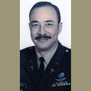 Dr. Tomas Birriel-Carmona, Col, US Army/Ret