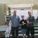 Dad, Jonathan, & Al
