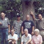 Mayard, Laura and sons - July 2000