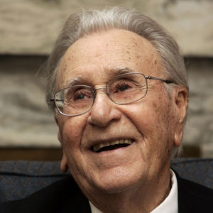 Oral Roberts Obituary Photo