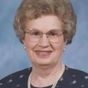 Thelma Lucille Blakewood