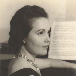 Martha Hallman Obituary Photo