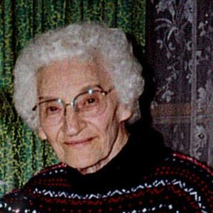 Inez  M Evans Obituary Photo