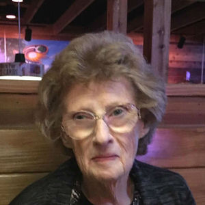 Mary Elizabeth Snyder Obituary Photo