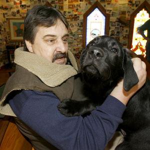 Stephen Huneck Obituary Photo