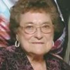 "Pansy ""Pat"" Graham Obituary Photo"